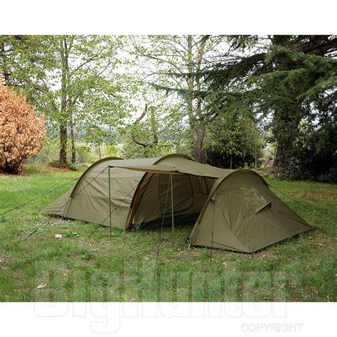 tenda da co tenda da ceggio con veranda adventure green 3 posti