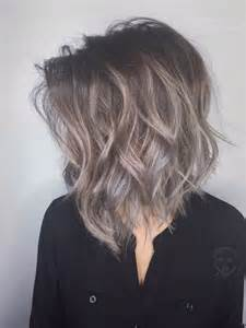 how to ombre shoulder length hair 15 exciting medium length layered haircuts popular haircuts