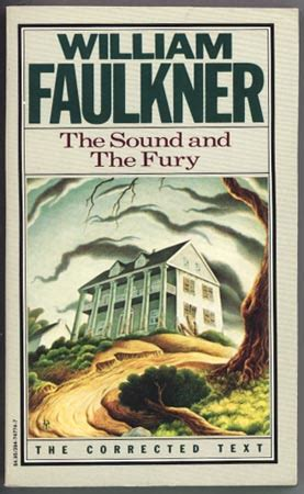 the fury books william faulkner major novels the sound and fury