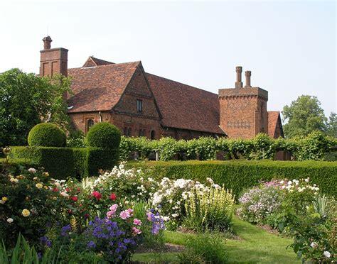 house garden england edition hatfield house the enduring gardener