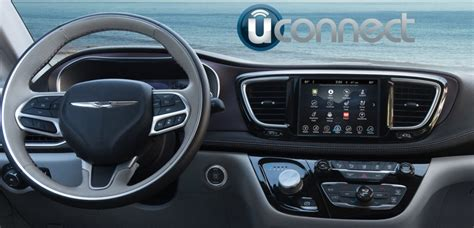 U Connect Chrysler by Fca Infotainment System Uconnect Uconnect Access