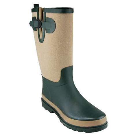 smith hawken rain boots target