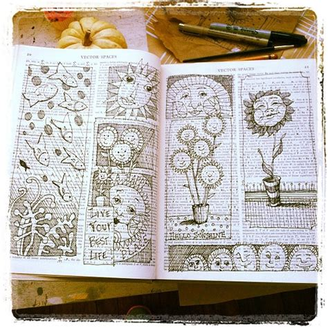 how to start a doodle book 17 best images about zentangles and doodling on