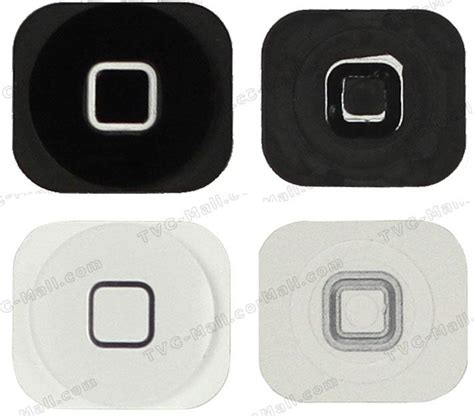 purported next iphone home button has modified design