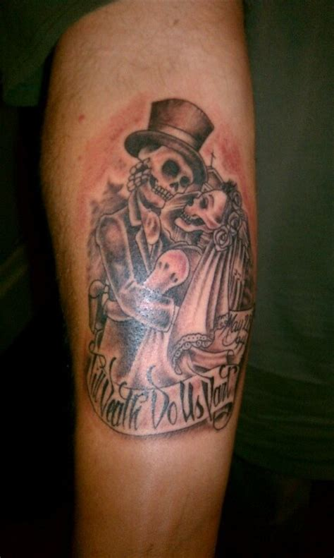 till death tattoo till do us part tattoos