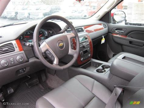 interior 2012 chevrolet tahoe lt 4x4 photo 62254537