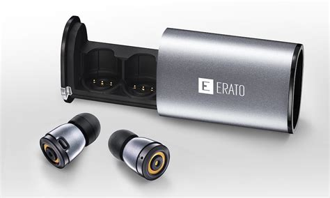 Bluetooth Device For Home Theater by Erato Apollo 7 Are No Wire Earbuds Ecoustics Com