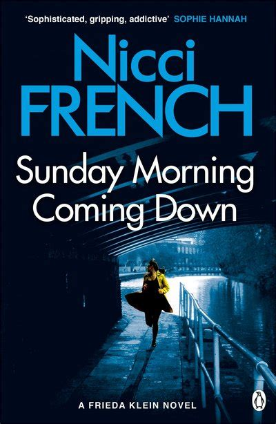 sunday silence a novel a frieda klein novel books sunday morning coming a frieda klein novel 7 by