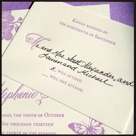 wedding invitation respond by reply card etiquette 4