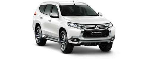 mitsubishi pajero 2016 white new 2016 mitsubishi pajero sport india launch