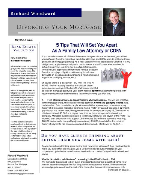 divorce house mortgage divorce and your mortgage what you need to know
