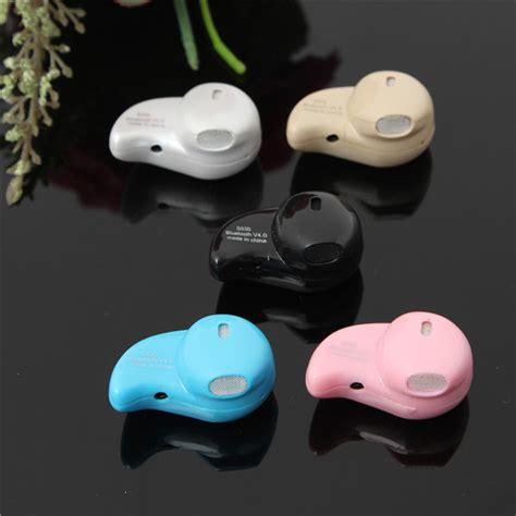 Headset Bluetooth Mini S530 mini s530 wireless bluetooth v4 0 in ear stereo earphone