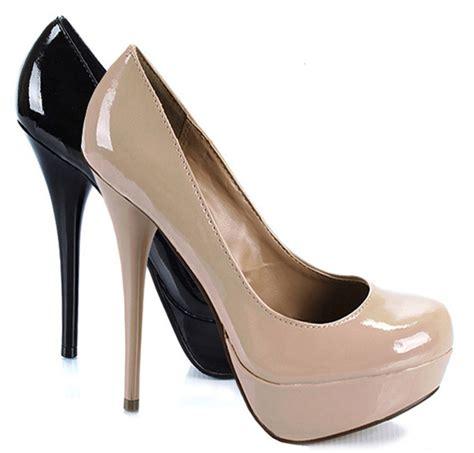 high heel stiletto pumps platform stiletto high heeled pumps sws12084