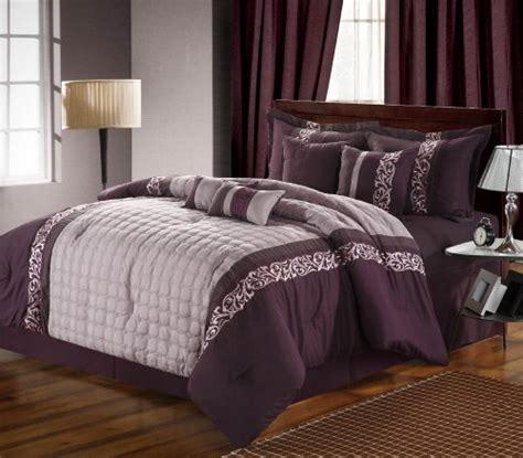 cheap 8 piece comforter set chic home 8 piece glendale embroidered comforter set king