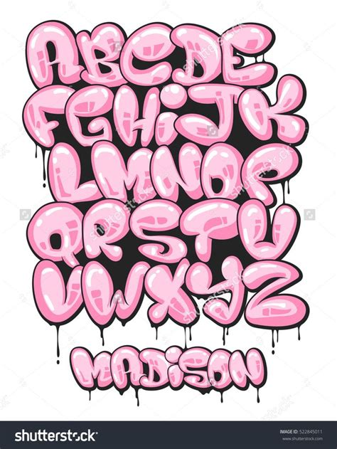 imagenes de grafitis increibles m 225 s de 25 ideas incre 237 bles sobre fuentes de letras de