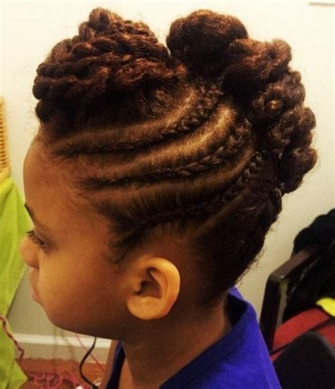 Simple Hairstyles For Little Girl With Long Hair