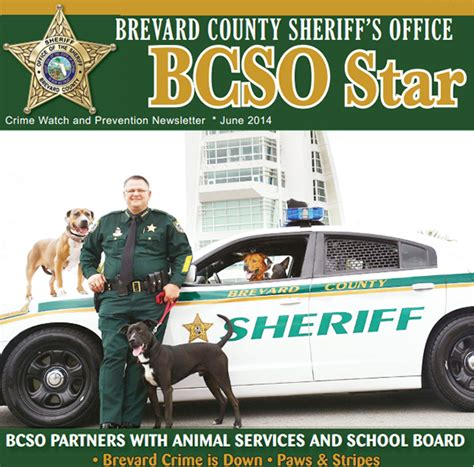 Brevard County Sheriff Office by Bcso Magazine Brevard Crime Is