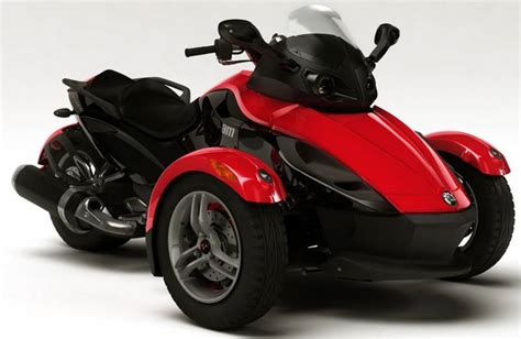 Spyder Motorrad by Can Am Spyder Roadster Rt Limited Motorcycle Catalog
