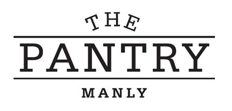 Manly Pantry by Rovin The Pantry Manly