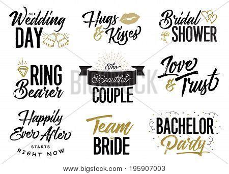 Wedding Banner Phrases by Phrase Images Illustrations Vectors Phrase Stock