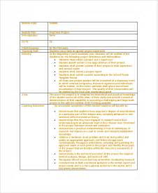 Project Reports Templates 8 Project Report Templates Free Pdf Word Documents