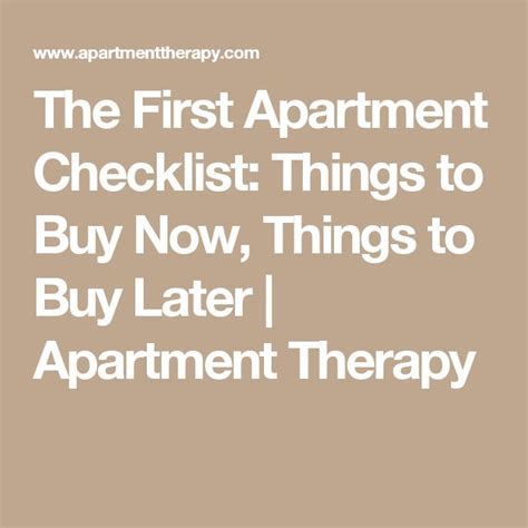 things to buy for an apartment best 25 first home checklist ideas on pinterest new