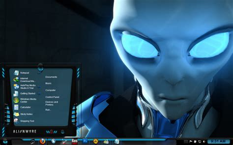 download themes for windows 7 free alienware alienware windows 7 theme wavewrite