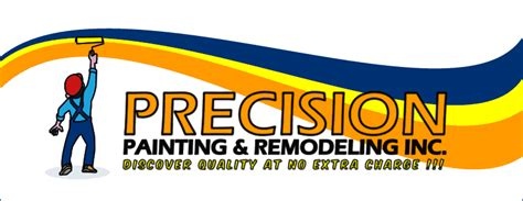 precision painting and remodeling inc welcome