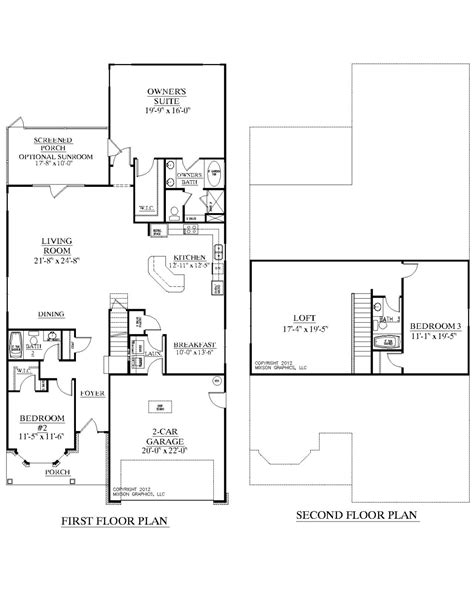 simple bathroom floor plans two family house plans narrow lot apartments bedroom story