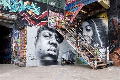 rip wall   pointz  queens  york  biggie