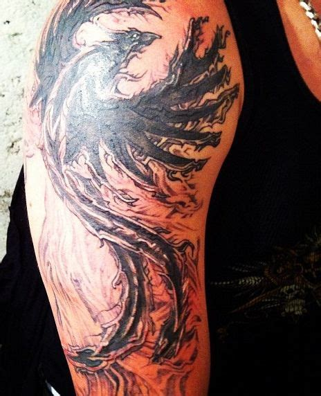 phoenix tattoo on thigh 17 best images about tatoos fenix on pinterest first