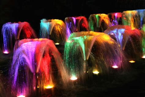 Led Pond Light Fountain Light Single Color Or Color Colored Landscape Light Bulbs