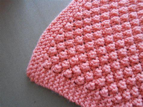comment tricoter une couverture pour bebe