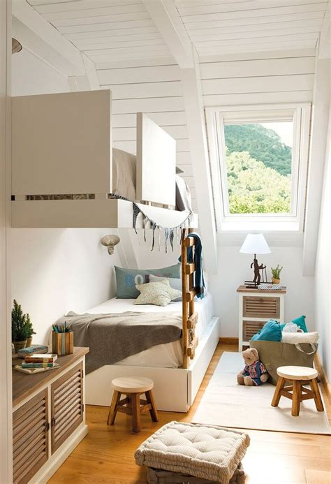 chambre bébé 9m2 明るく開放感のあるコンパクトな子供部屋 住宅デザイン