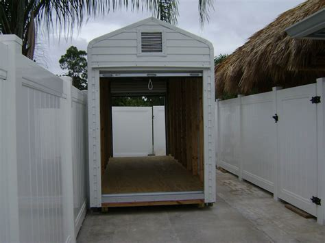 Overhead Small Garage Doors for Sheds