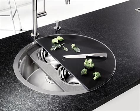 cool kitchen sinks 18 unusual but cool kitchen sink design ideas