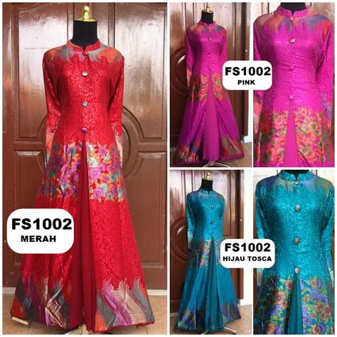 Gamis Maxi Dress Baju Muslim Pesta Bw3215 Kaftanna search results for maxi dress muslimah outletbusanamuslim black hairstyle and haircuts