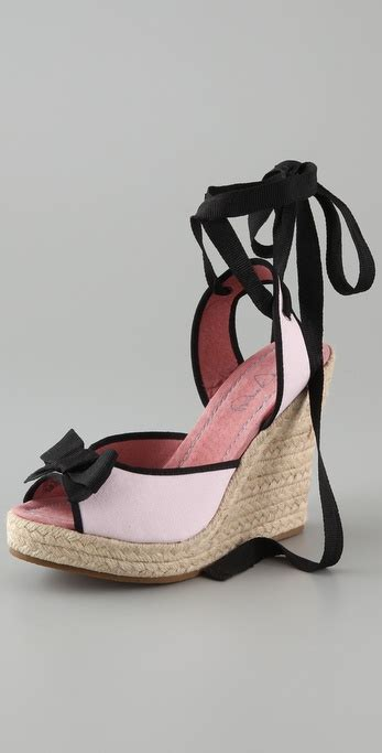 Sandals Gift Cards - shopbop 100 gift card giveaway wedge sandals and more haligonia ca