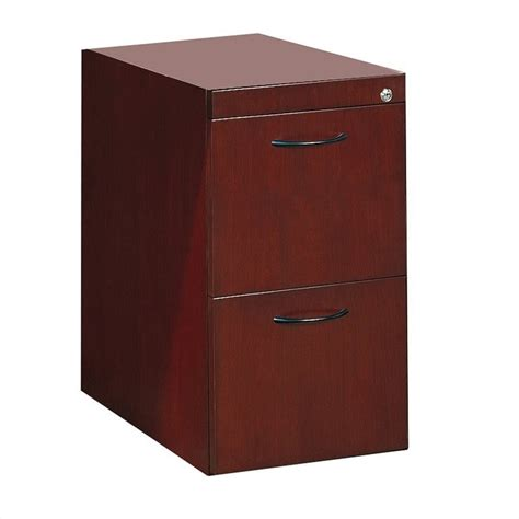 Vertical Drawer by Mayline Corsica 2 Drawer Vertical Wood Filing Pedestal Cffc