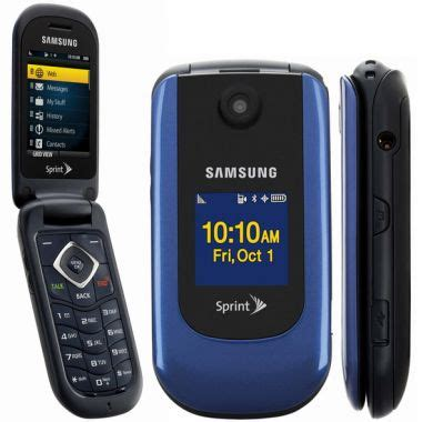 Big W Samsung Phones Samsung Sph M360 Bluetooth Flip Phone Sprint Poor Condition Used Cell Phones Cheap