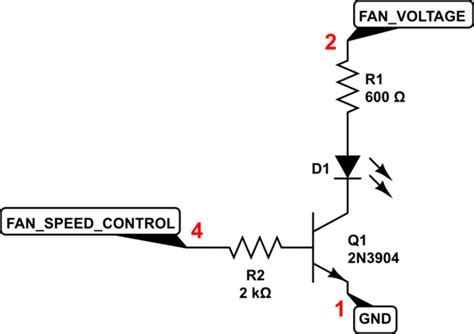how to connect two fans to one header 4 pin fan diagram 17 wiring diagram images wiring
