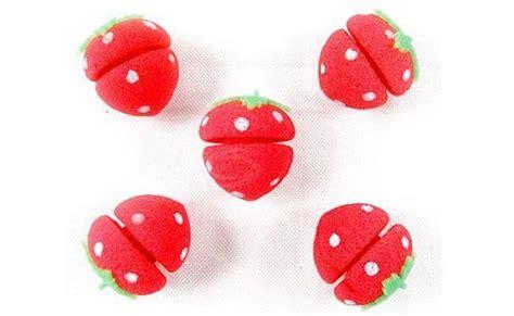 Curler Strawberry High 2 strawberry balls curler como fazer cachos os moranguinhos m 225 gicos dicas de mulher