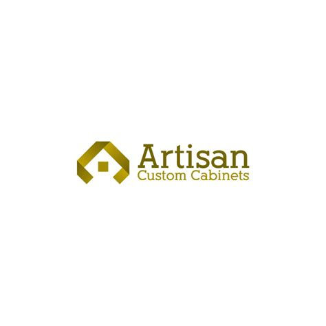 Kitchen Cabinets Logo by Creative Logo Design For Artisan Custom Cabinets