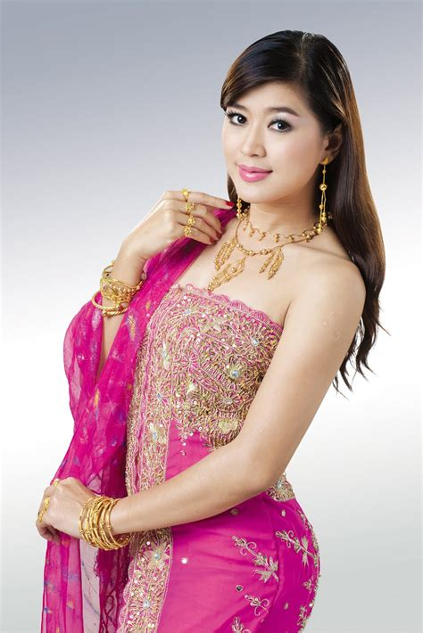 How To Be A Model myanmar model eindra kyaw zin