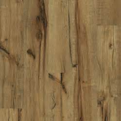 shop style selections antique hickory wood planks laminate flooring sle at lowes com
