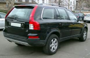 Volvo Xc90 Back File Volvo Xc90 Rear 20080226 Jpg
