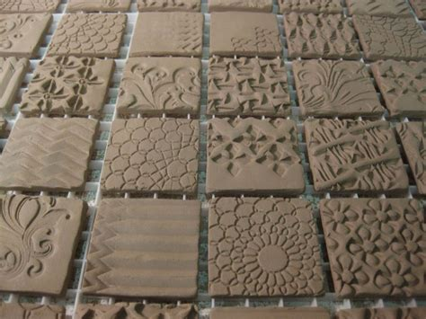 How To Make Handmade Tiles - 20 best ideas about clay tiles on ceramics