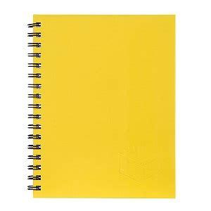 Yellow Notebook by Spirax Notebook Yellow 200page Coast To Coast School