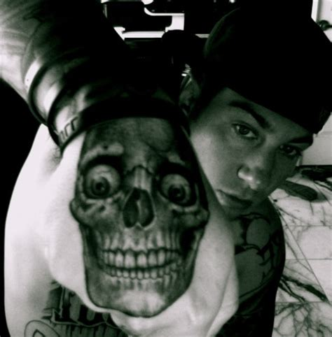 vengeance tattoo a7x avenged sevenfold zacky vengeance image