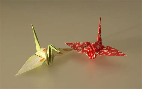 History Of Japanese Origami -